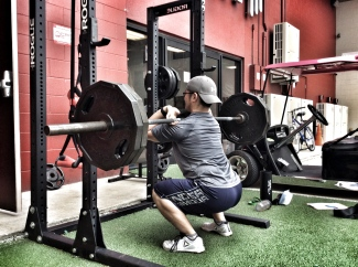 Getting Strong with Squats